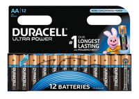 Duracell 12 AA-batterijen Ultra Power