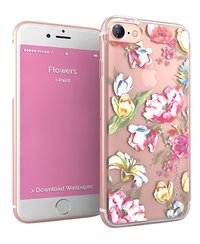 i-Paint coque pour iPhone 7 Glamour rose