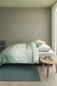 Beddinghouse Dekbedovertrek Sunkissed green katoen 200 x 220 cm-Afbeelding 2