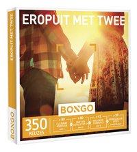 Bongo Cadeaubon Eropuit met twee