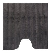 Casilin tapis de toilette Nevada anthracite 59 x 59 cm