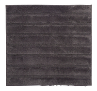Casilin tapis de bain Nevada anthracite 60 x 60 cm
