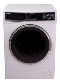 Sharp Machine à laver ESHH814IWBE-Avant
