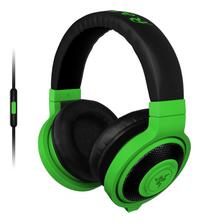 Razer casque-micro Kraken Mobile Neon vert-Côté gauche