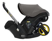 Doona+ Omvormbare draagbare autostoel Groep 0+ greyhound-Rechterzijde
