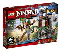 LEGO Ninjago 70604 Tiger widow eiland