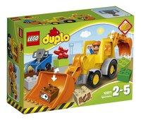 LEGO DUPLO 10811 La pelleteuse