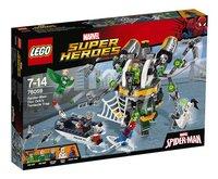 LEGO Super Heroes 76059 Spider-Man : le piège à tentacules de Doc Ock