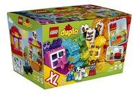 LEGO DUPLO 10820 Le set de constructions créatives-Avant