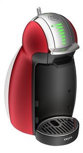 Krups machine à espresso Dolce Gusto Genio KP160510 rouge métal