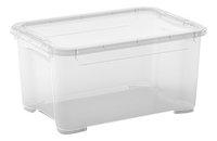 Kis Opbergbox T-Box transparant 19 l - 5 stuks-Artikeldetail