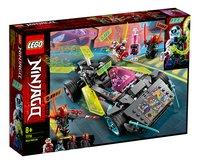 LEGO Ninjago 71710 La voiture ninja-Côté gauche
