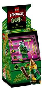 LEGO Ninjago 71716 Avatar Lloyd - Capsule Arcade-Côté gauche