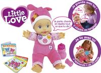 VTech poupée Little Love Mon bébé apprend à parler FR-Artikeldetail