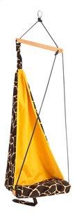 Fauteuil suspendu Girafe