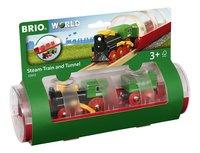 BRIO World 33892 Stoomtrein & tunnel-Linkerzijde