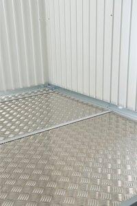 Biohort Plaque de fond pour armoire de jardin 141,5 x 69,5 cm
