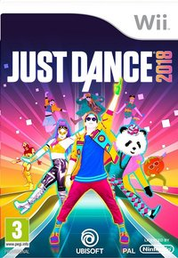 Wii Just Dance 2018 ENG/FR