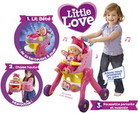 VTech poussette 3 en 1 Little Love-Détail de l'article