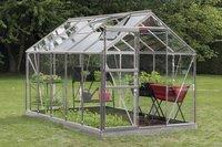 ACD serre Intro Grow Lily 6,2 m² avec verre horticole + embase aluminuim-Image 1