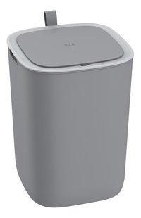 Eko Afvalemmer Morandi sensor grijs 12 l-Linkerzijde