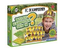 F.C. De Kampioenen - Welke Kampioen ben ik?-Vooraanzicht
