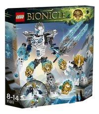 LEGO Bionicle 71311 Kopaka et Melum - La fusion