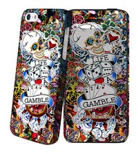 i-Paint coque Tattoo pour iPhone 5/5s/SE-Détail de l'article