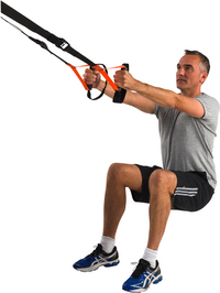 Tunturi Sangles de suspension Sling Trainer-Image 1