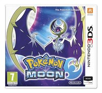 Nintendo 3DS Pokémon Moon ENG
