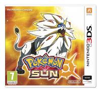Nintendo 3DS Pokémon Sun NL