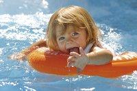 Bouée Swimtrainer Classic rouge-Image 1