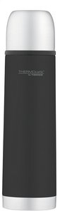 Thermocafé by Thermos Bouteille isotherme Soft Touch noir 0,5 l