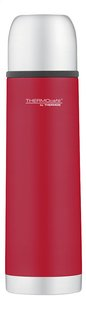Thermocafé by Thermos Bouteille isotherme Soft Touch rouge 0,5 l