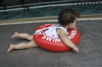 Zwemband Swimtrainer Classic rood-Artikeldetail