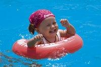 Zwemband Swimtrainer Classic rood-Afbeelding 2