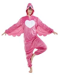DreamLand verkleedpak Flamingo-Afbeelding 5