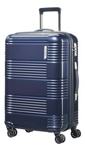 Samsonite Valise rigide Maven Spinner blue 66 cm-Avant