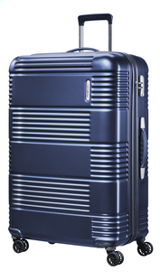 Samsonite Harde reistrolley Maven Spinner blue 79 cm
