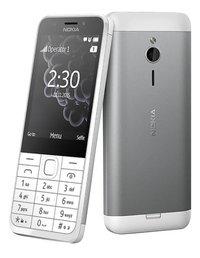 Nokia GSM 230 zilver