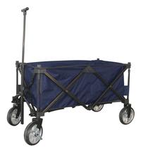 Campman Chariot pliant bleu-Détail de l'article