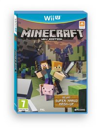 Wii U Minecraft  NL