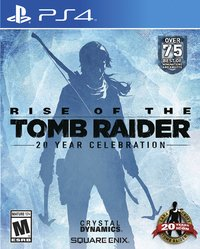 PS4 Rise of the Tomb Raider FR/ANG