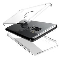 X-Doria cover Defense 360° voor Samsung Galaxy S9+ transparant-Artikeldetail