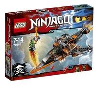 LEGO Ninjago 70601 Le requin du ciel-Avant