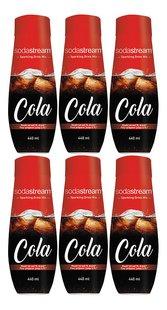SodaStream Saveur Classic Cola 440 ml - 6 pièces-Avant
