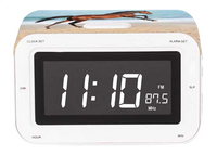 bigben radio-réveil RR30 Cheval sur la plage