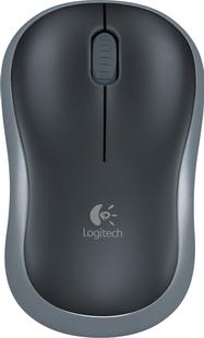 Logitech souris sans fil M185 gris
