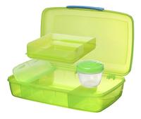 Sistema lunchbox Bento Box Duo lime-Détail de l'article