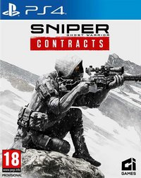 PS4 Sniper Ghost Warrior - Contracts FR/ANG-Avant